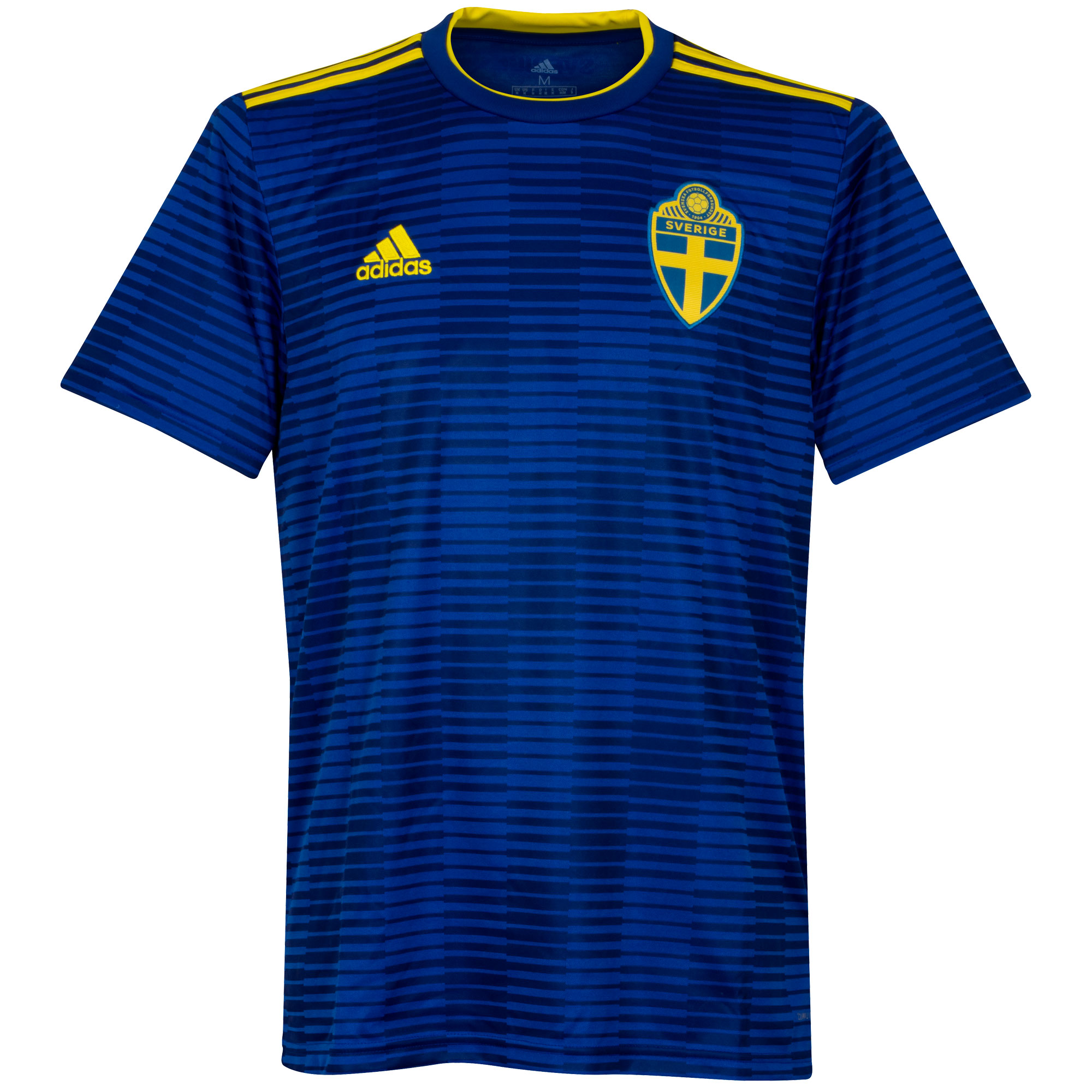 Sweden Away Shirt 2018 2019 - 42