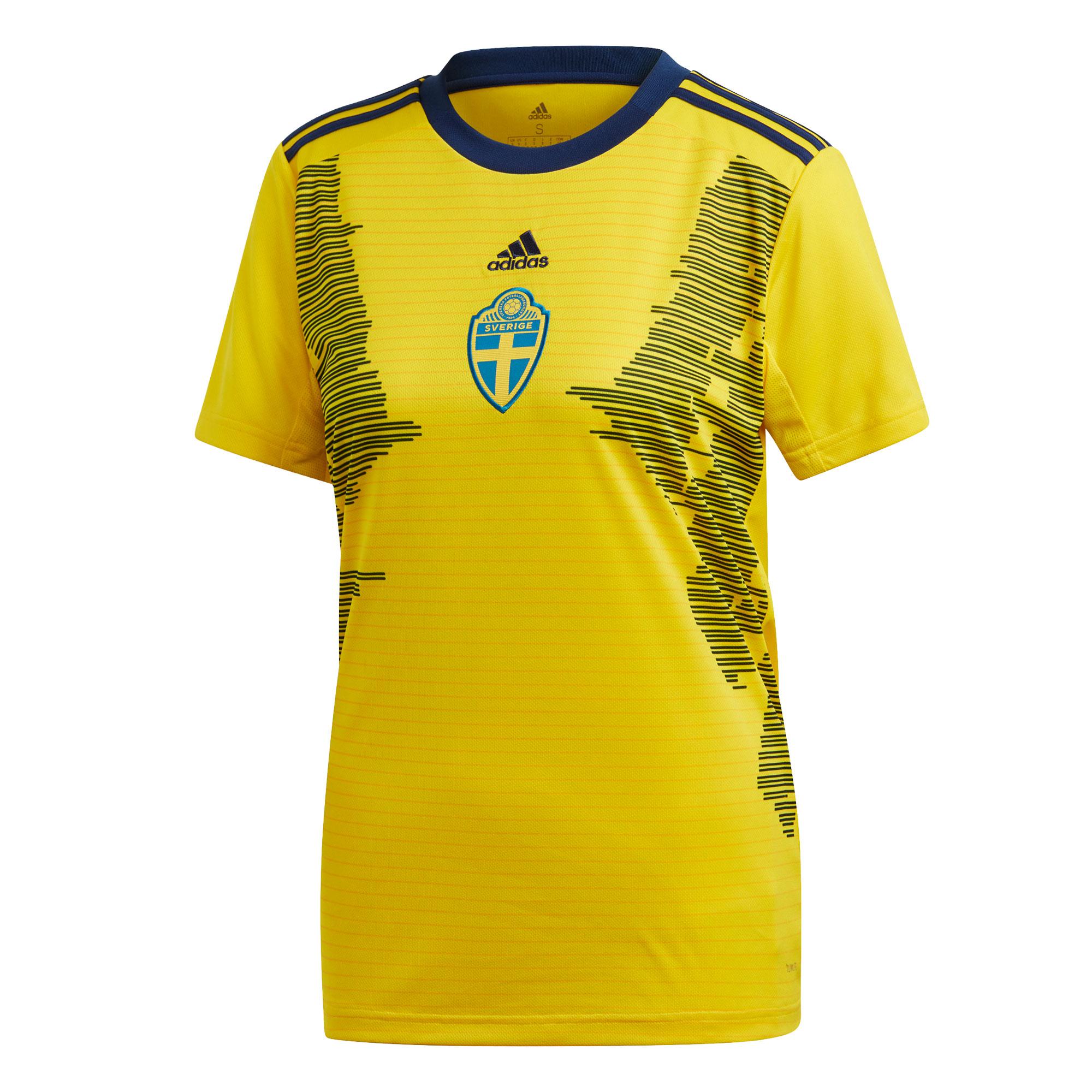 b82962c45 Sweden Football Kits