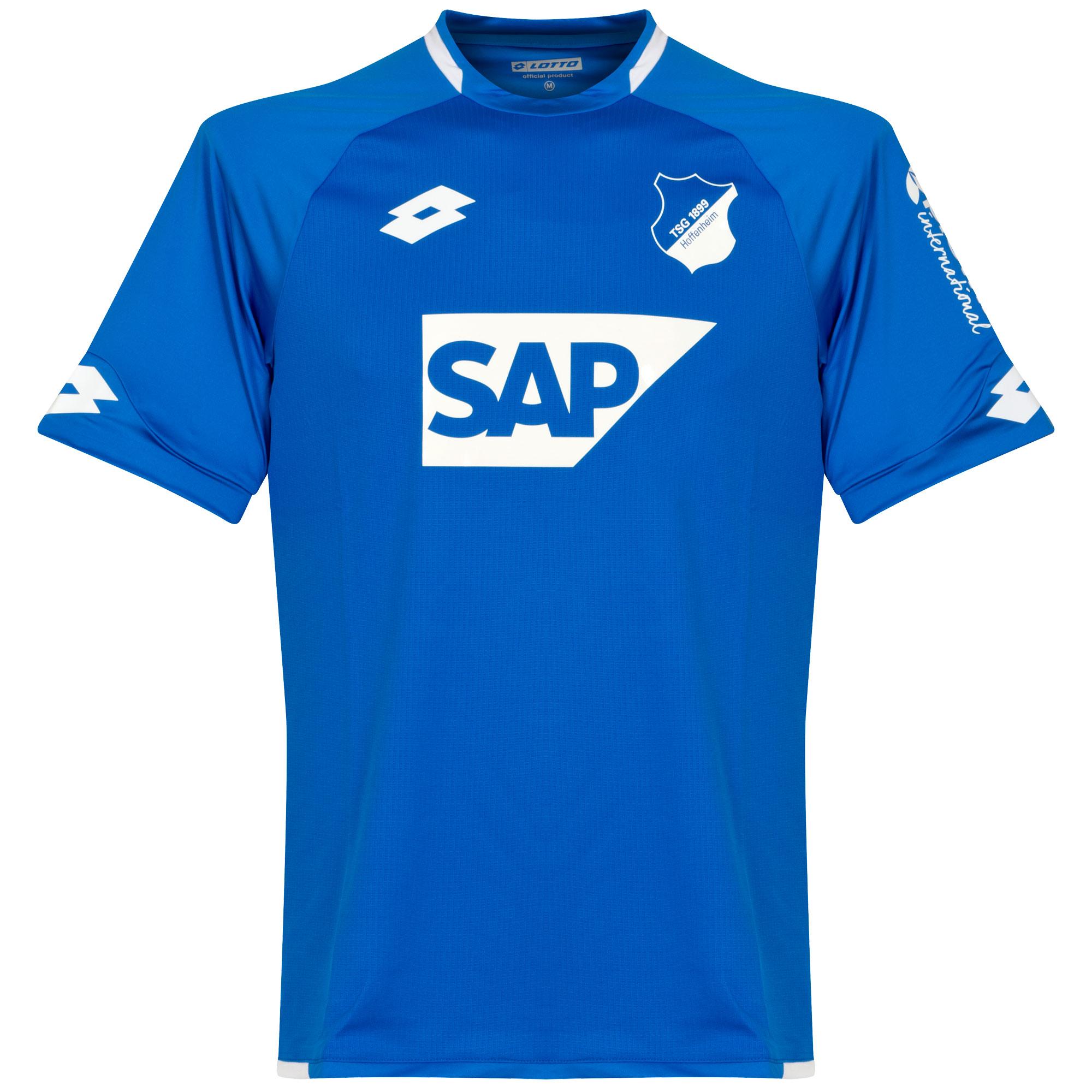 TSG Hoffenheim Home Shirt 2018 2019 - M