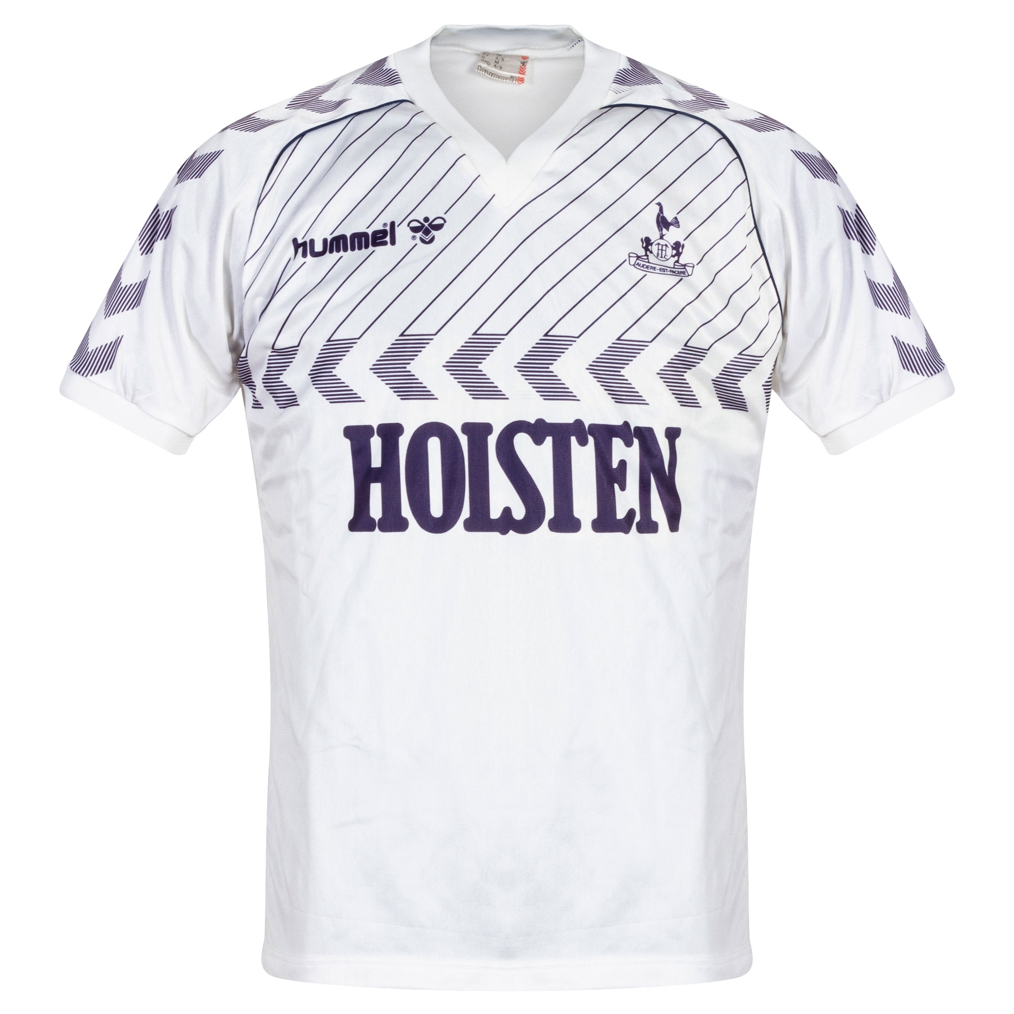 Hummel Tottenham Hotspur Home 1985-1987 Shirt - USED Condition (Excellent) - Size Medium