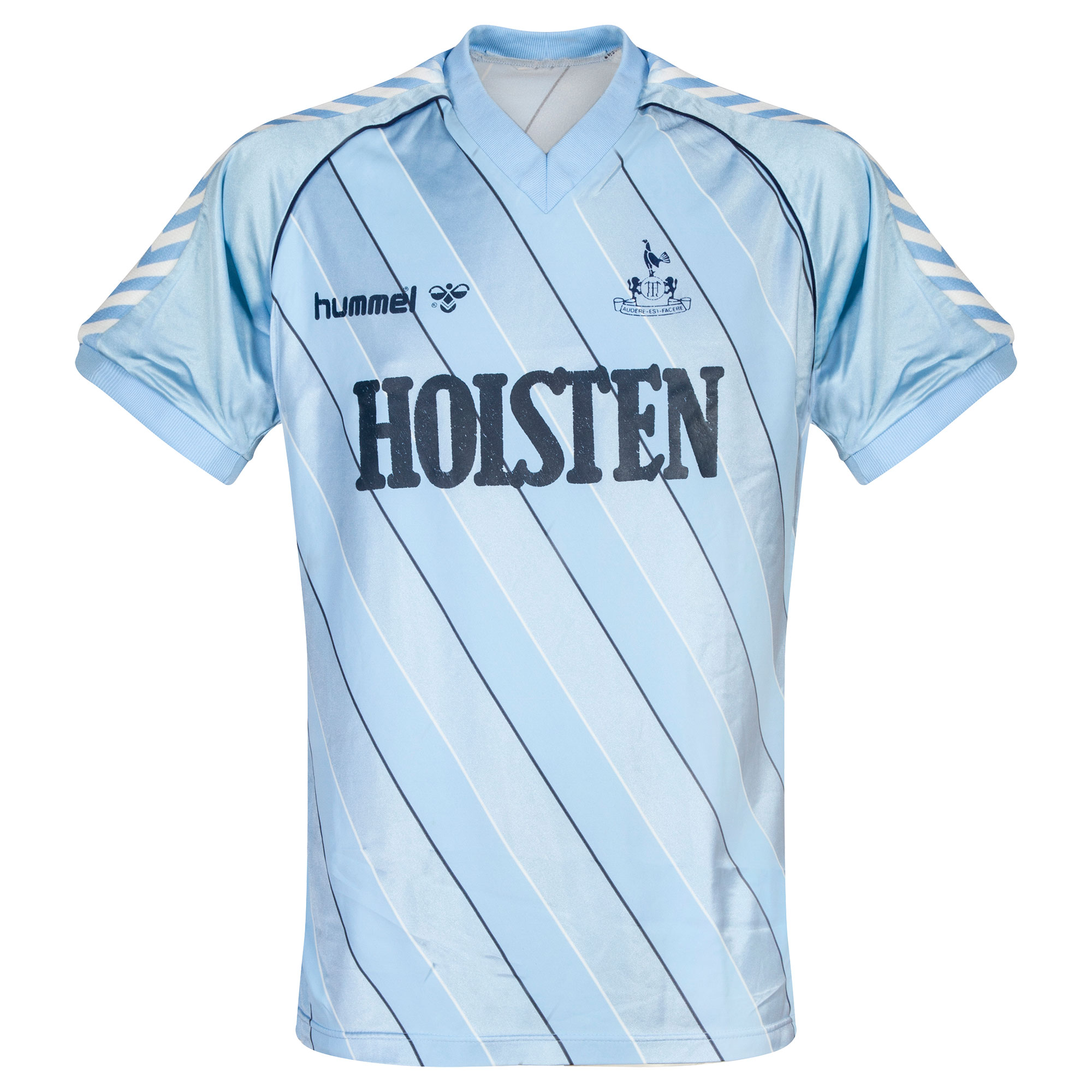 Hummel Tottenham Hotspur Away 1985-1987 Shirt - USED Condition (Good) - Size Medium