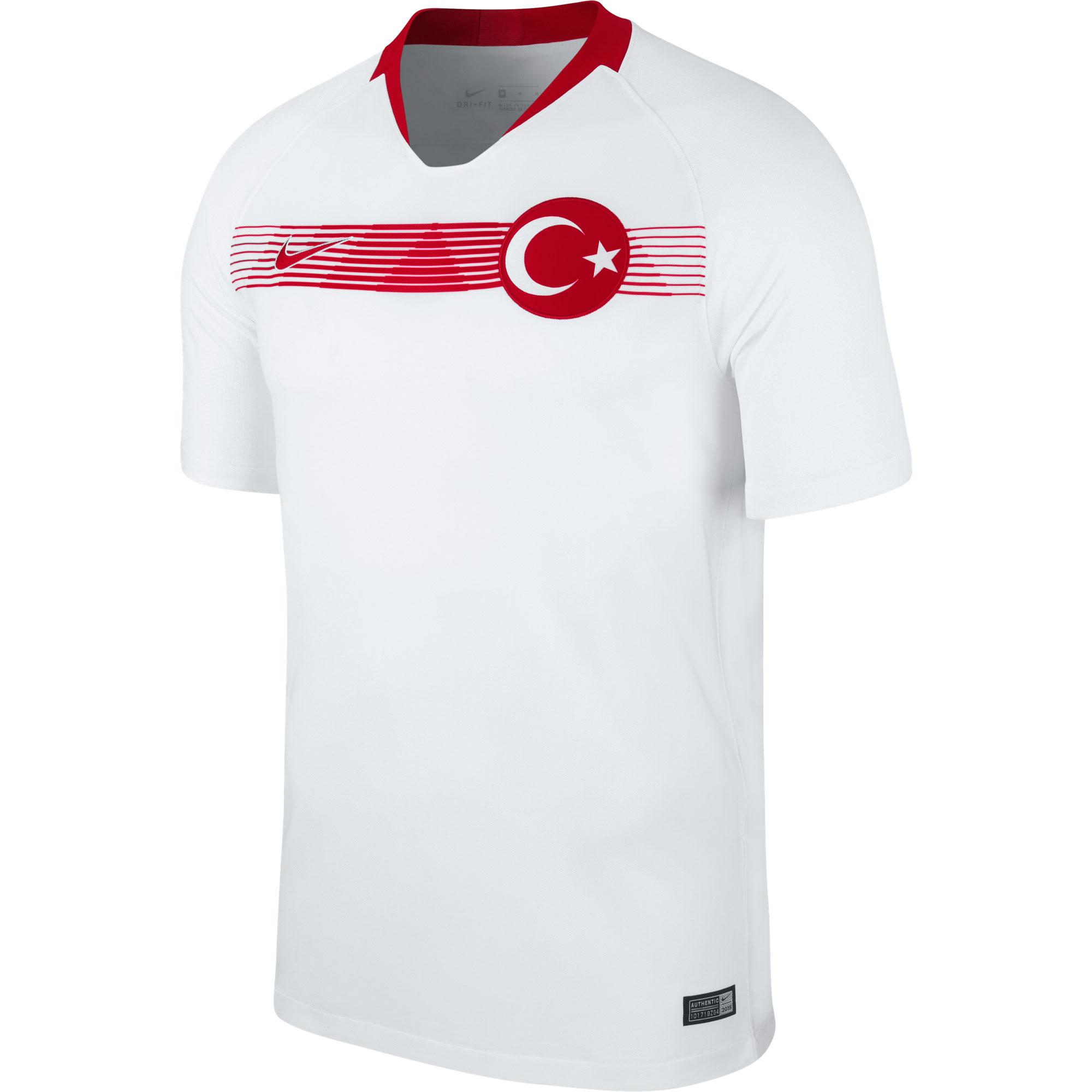 Turkey Away Shirt 2018 2019