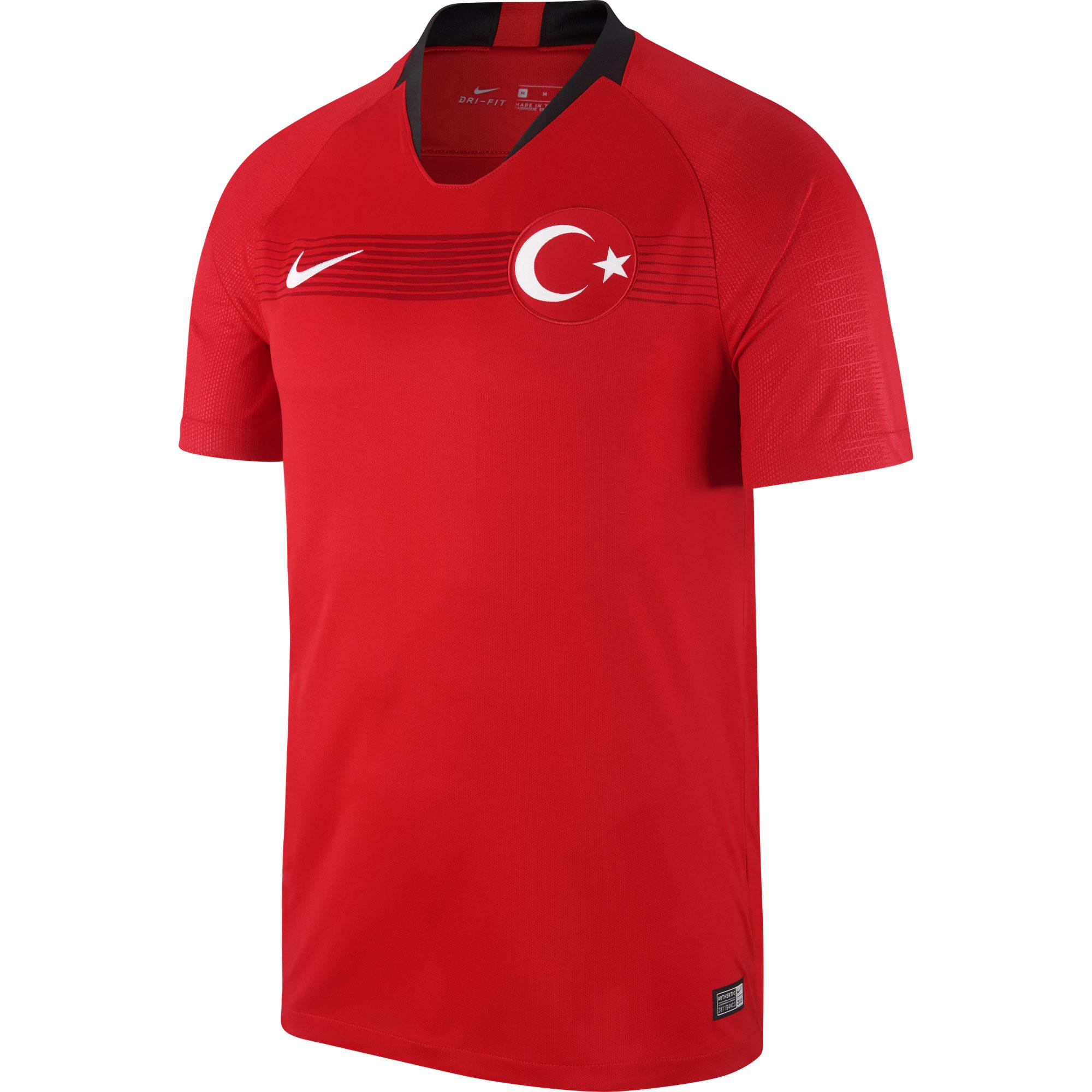 Turkey Home Shirt 2018 2019