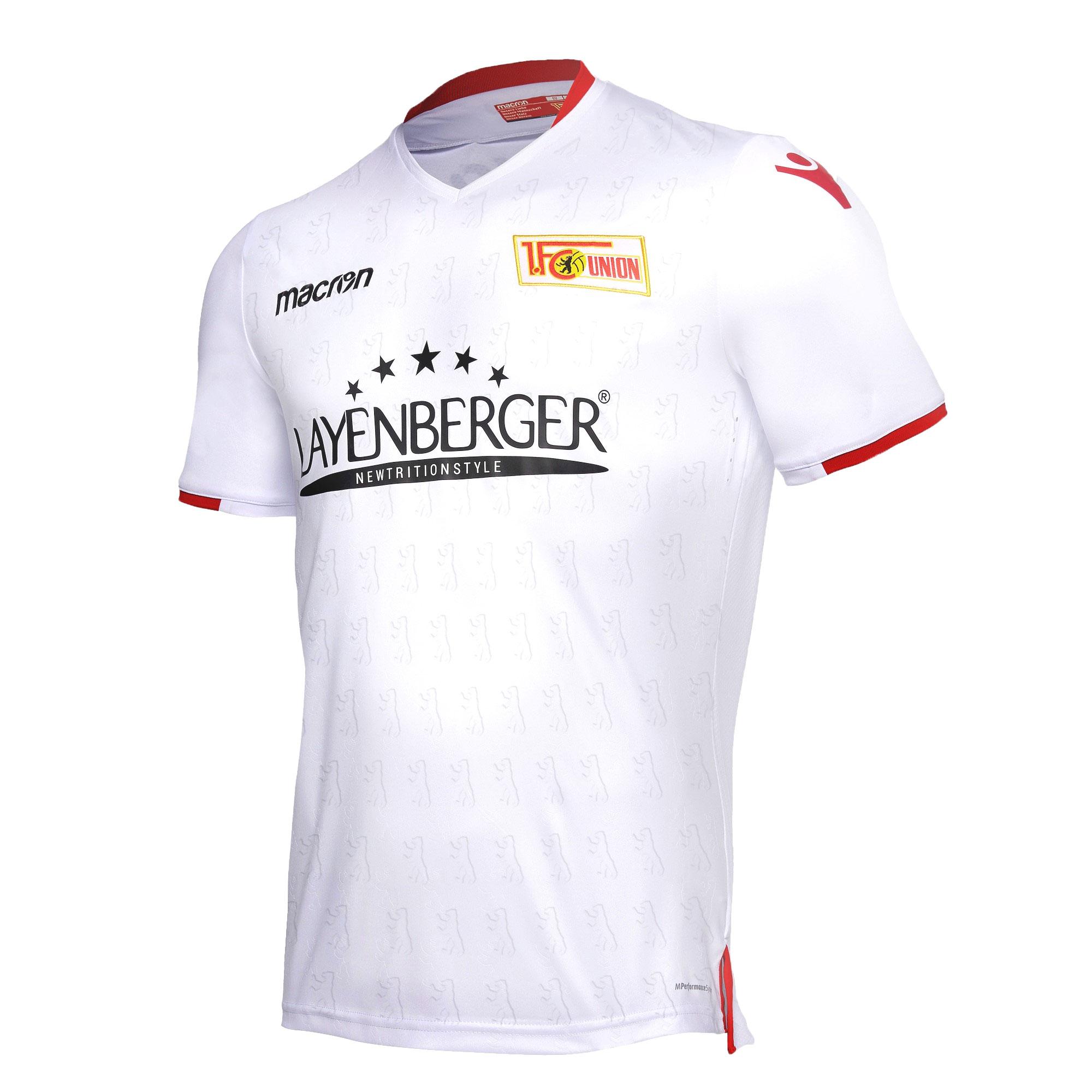 Union Berlin Away Shirt 2018 2019 - EU-M