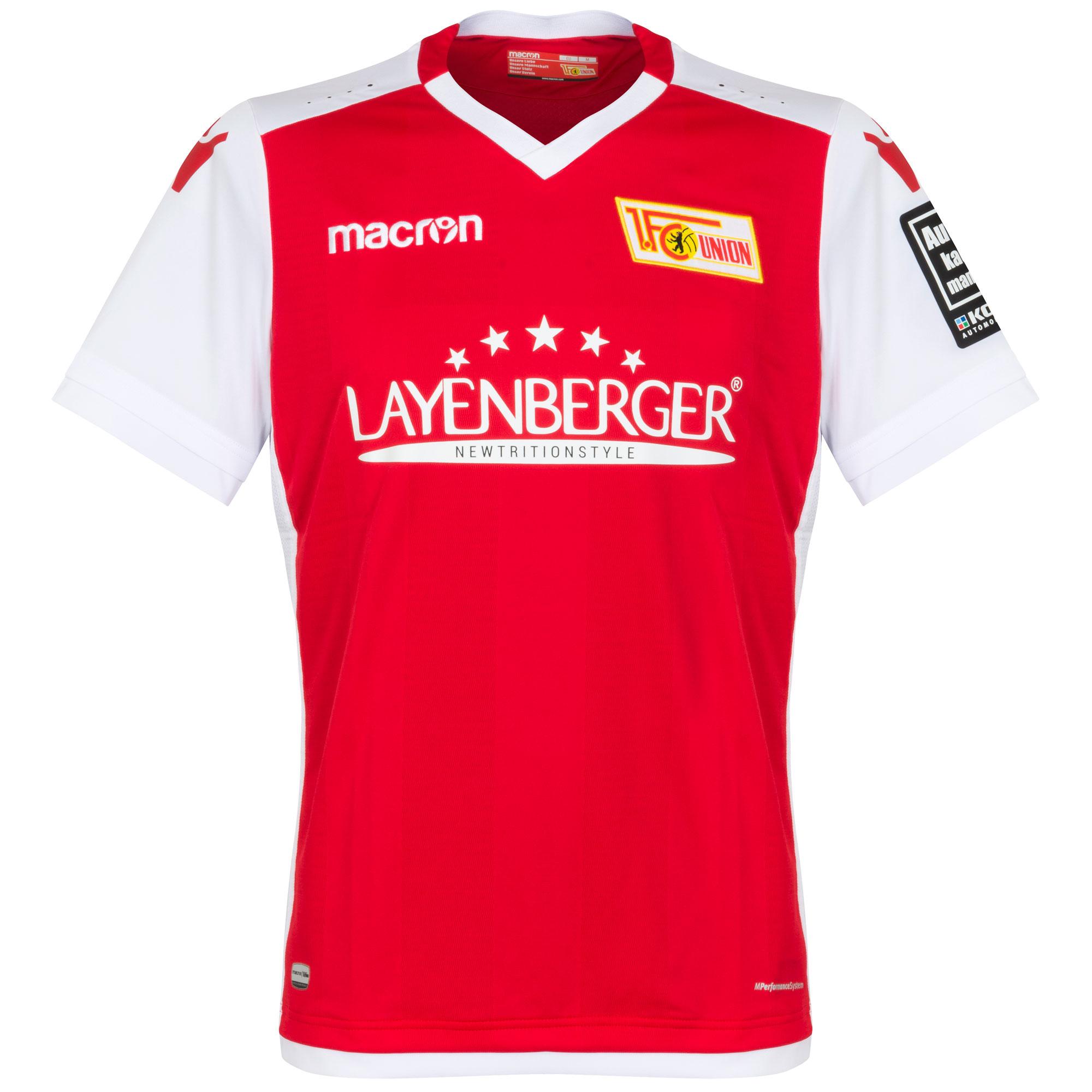 1. FC Union Berlin  Home shirt