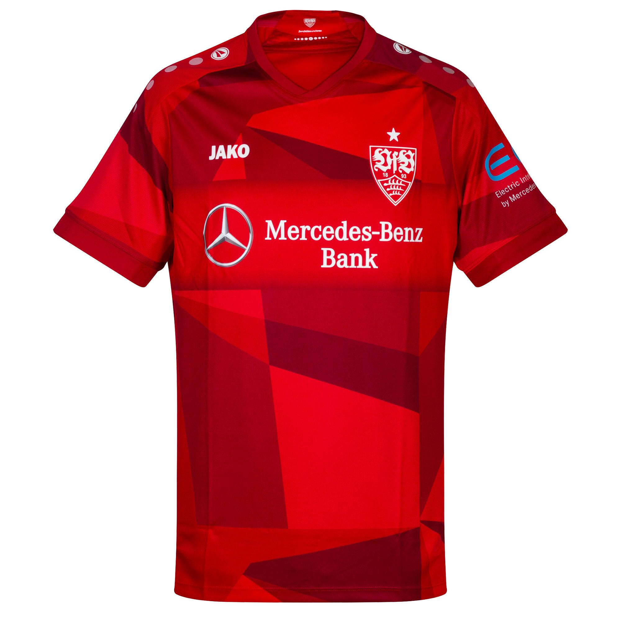 VFB Stuttgart Trikot Pin Badge Away  2 BL 2016//17 Mercedes Benz