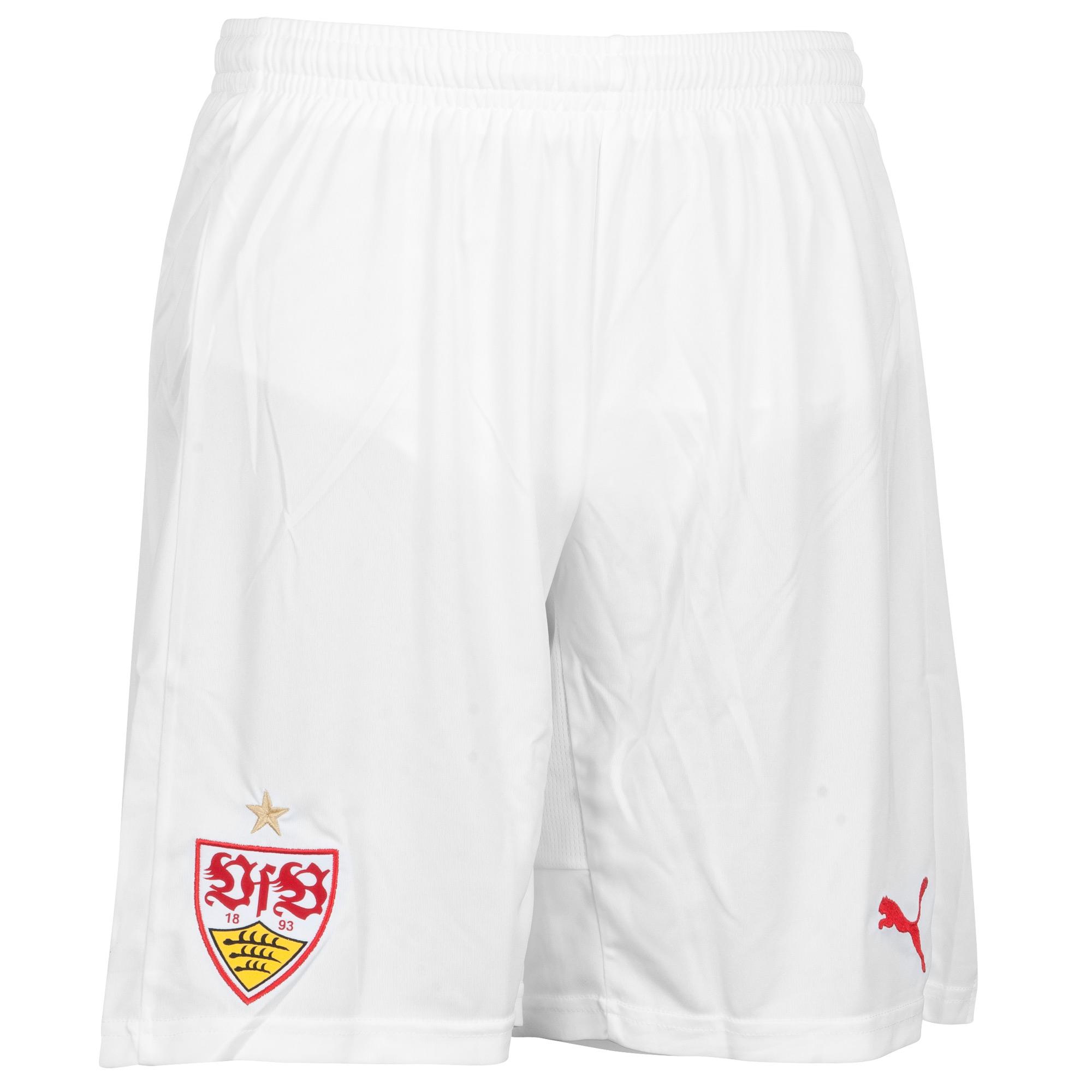 VFB Stuttgart Home Shorts 2015 / 2016 - M