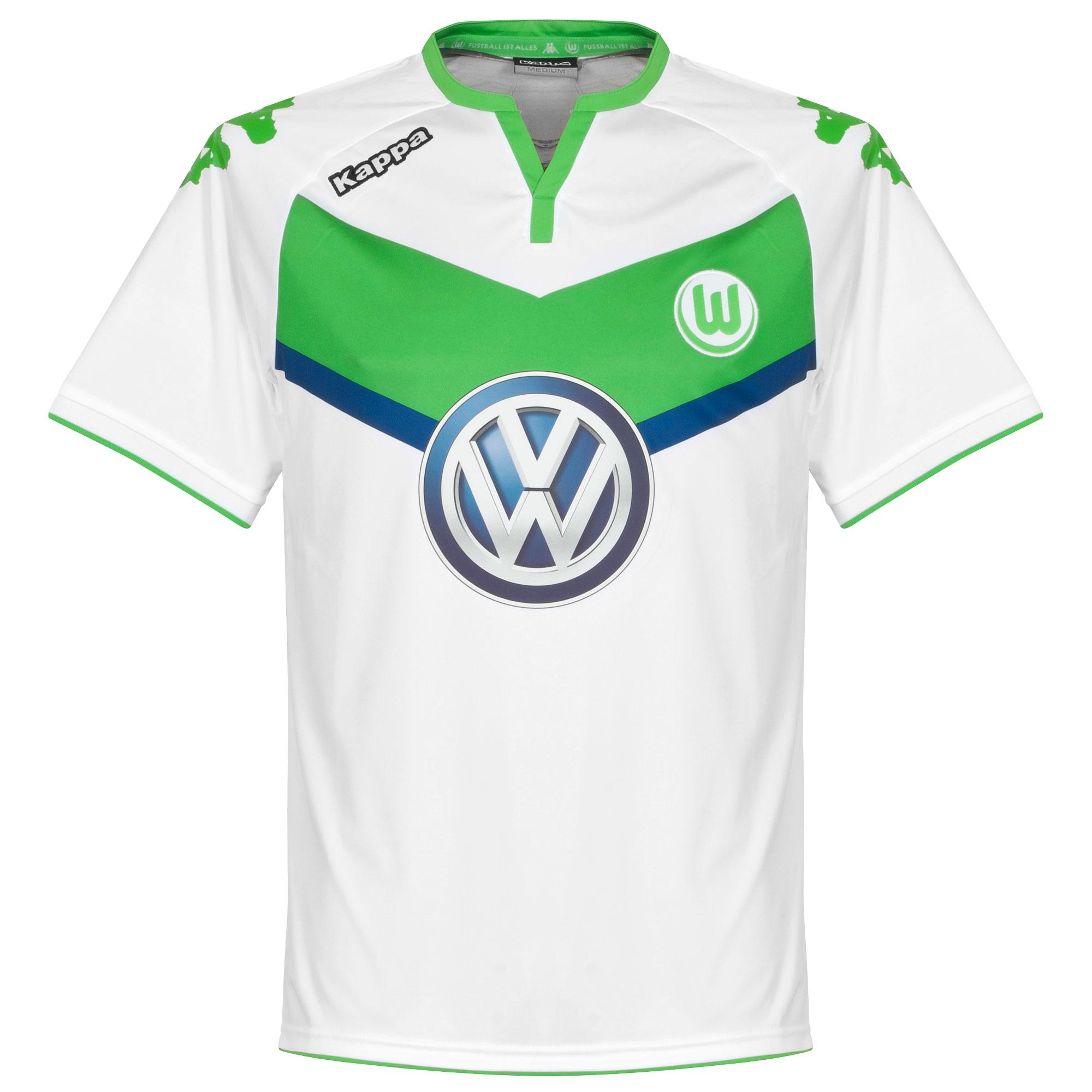 VfL Wolfsburg Home Jersey 2015 / 2016 - XL