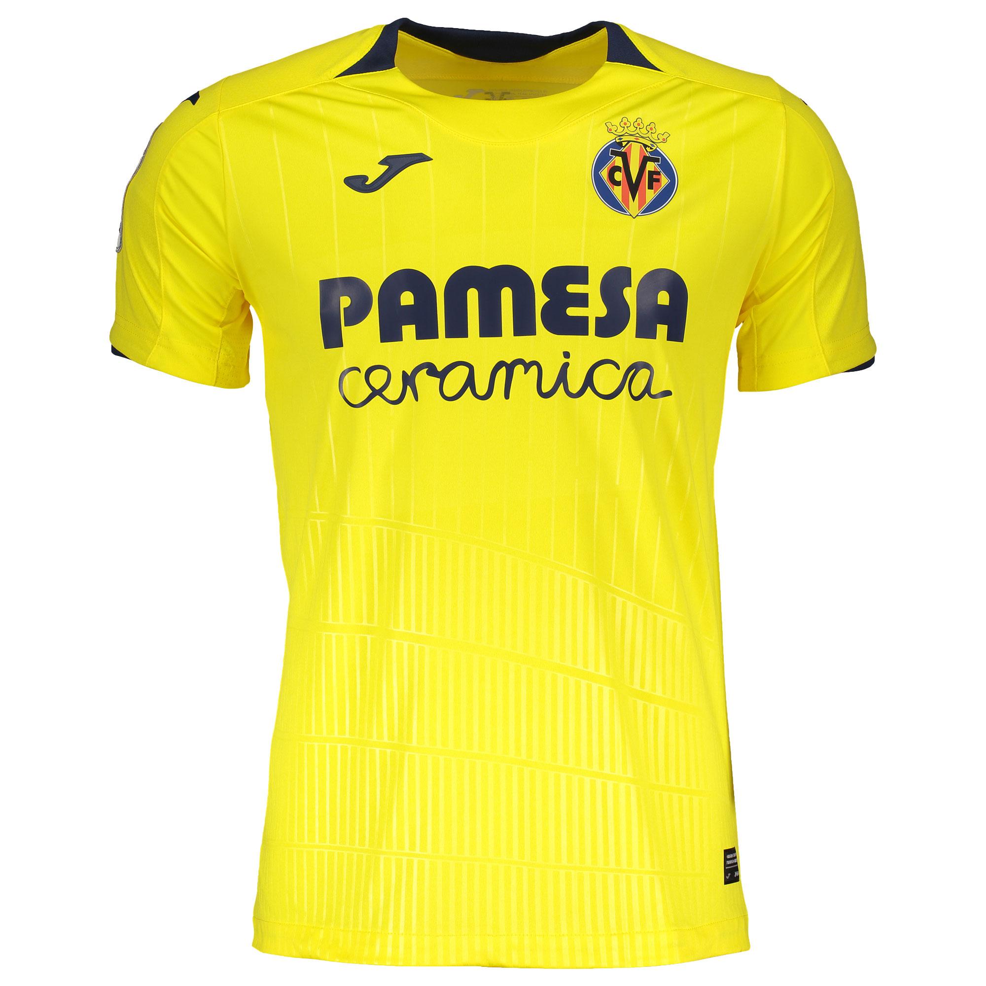 Villarreal Home Shirt 2018 2019