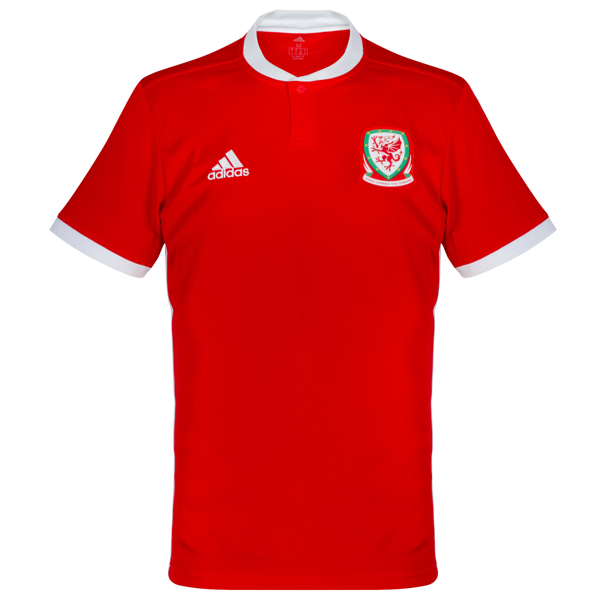 Wales Home shirt