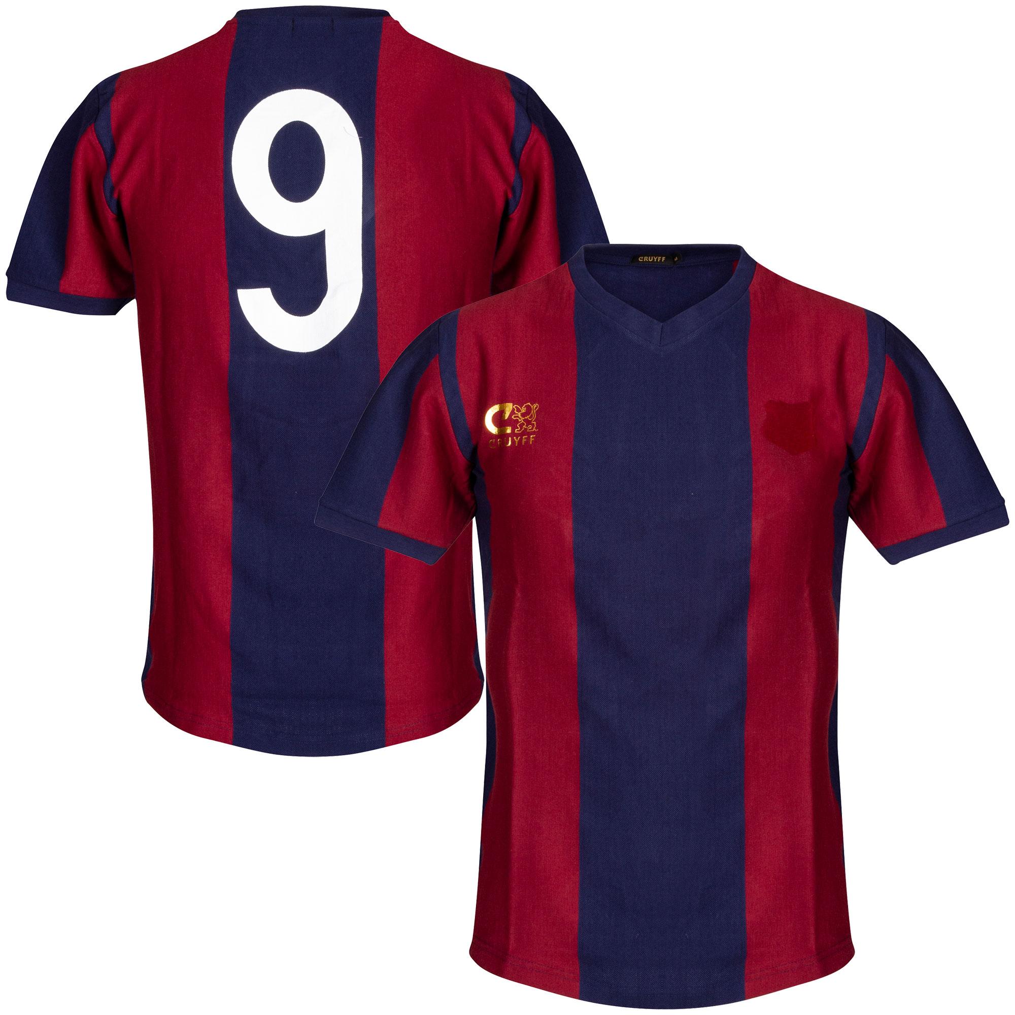 Barcelona Retro  shirt