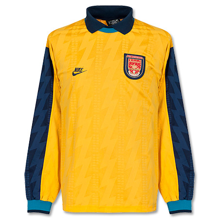 Nike Arsenal 1995-1997 3rd Shirt L/S - USED Condition (Great) - Extemely Rare - Size