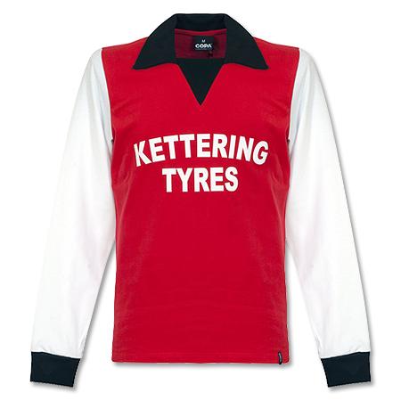 Retro Kettering Town Shirt