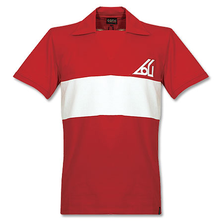 1973 Atlanta Apollo Home Shirt