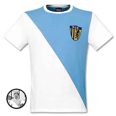 76-77 FC Karl Marx Stadt Home Retro Shirt