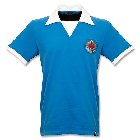 Yugoslavia Mens SS Home Shirt 1980 Image