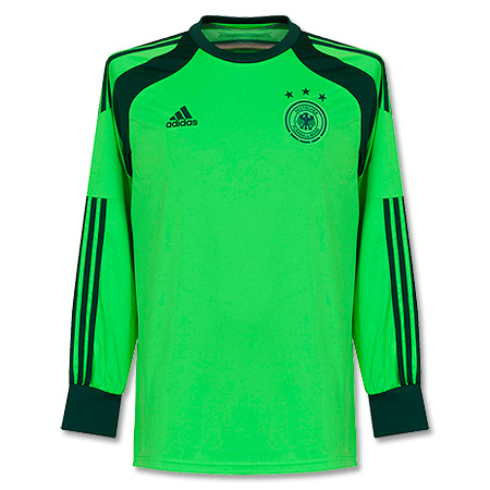 adidas Germany Home GK Shirt 2014-2015